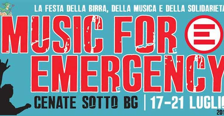 Ribo per Music for Emergency 2013